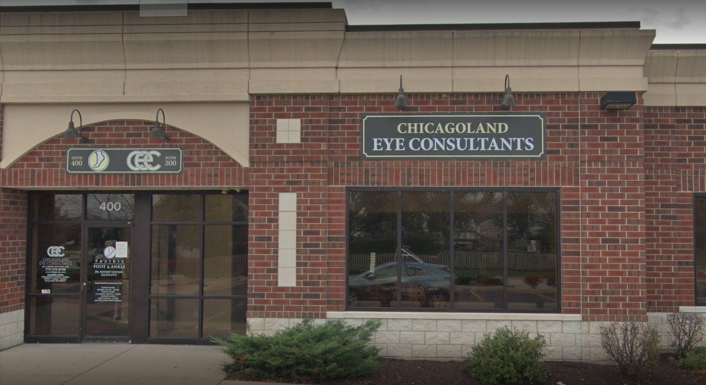 Eye Doctor Elgin Office