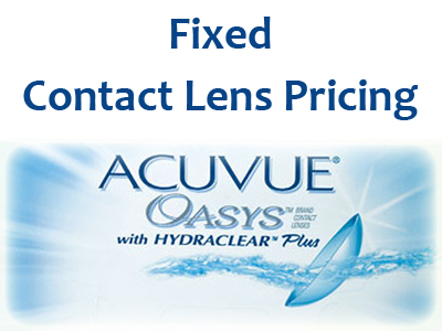 Contact Lens Acuvue Oasys Chicago IL